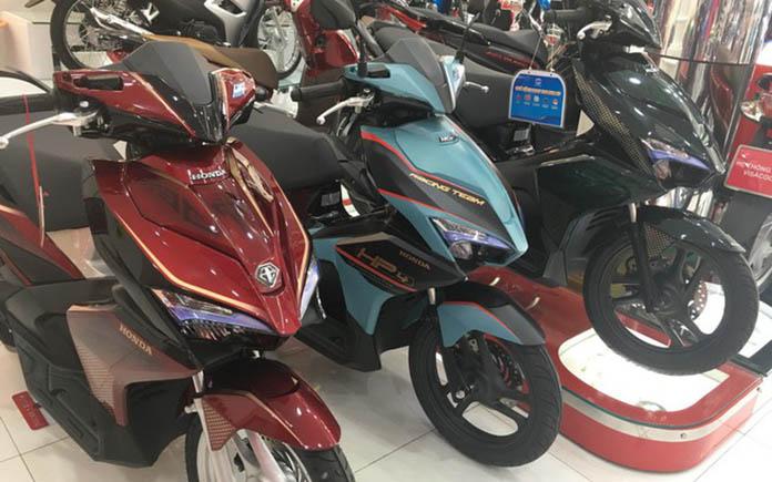 Thuê xe máy tại Vinh