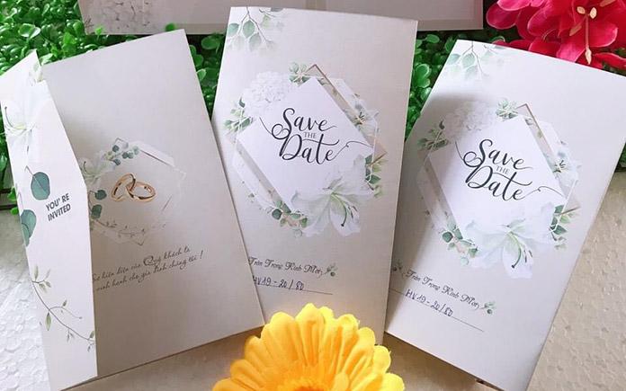 Thiệp cưới tại Vinh Nghệ An