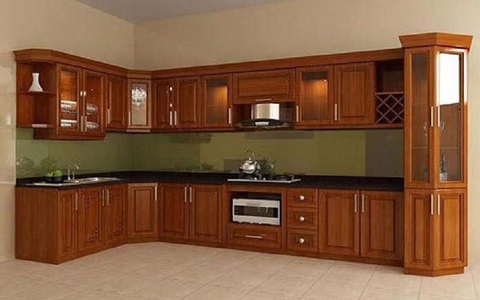 Tủ bếp tại Vinh