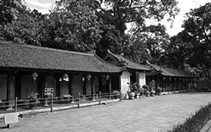 Văn miếu Vinh, Nghệ An