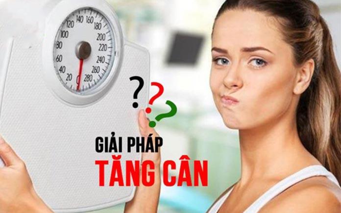 Thuốc tăng cân tại Vinh