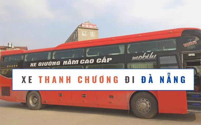 Xe Thanh Chương đi Đà Nẵng