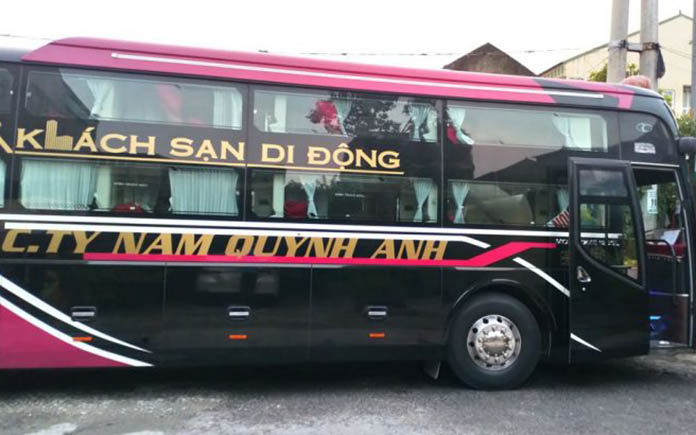 Nhà xe Nam Quỳnh Anh