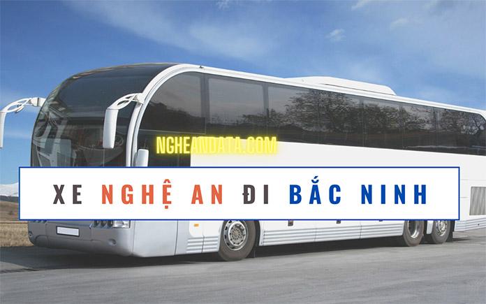 Xe nghệ An Bắc Ninh