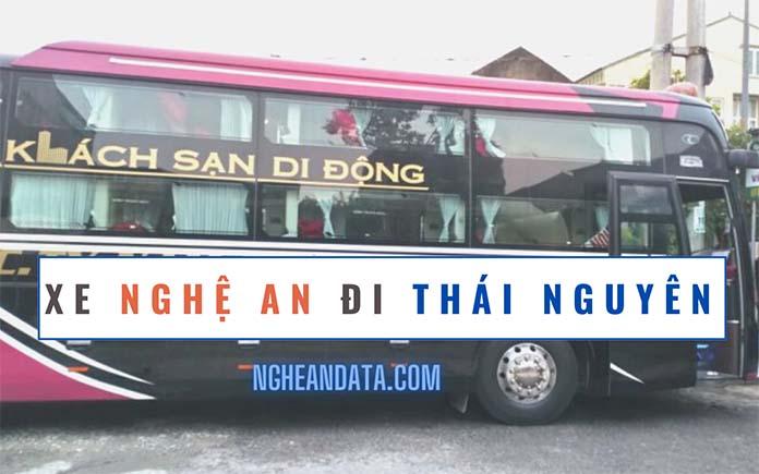 Xe Nghệ An Thái Nguyên
