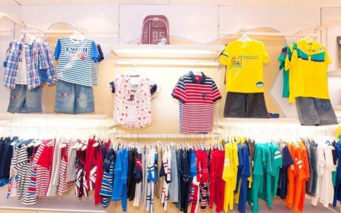 Shop mẹ và bé tại Vinh
