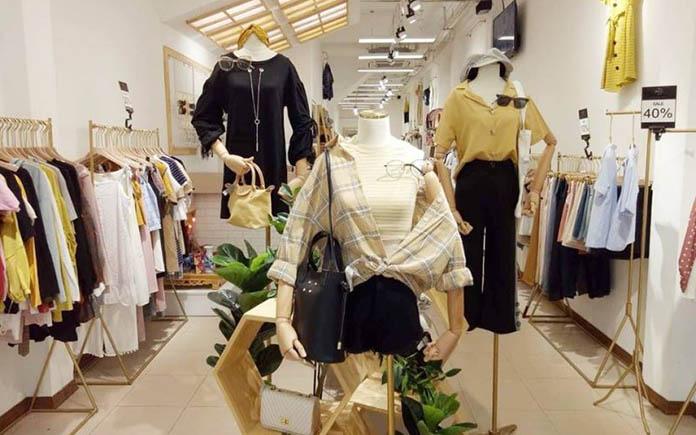 Shop quần áo nữ tại Vinh
