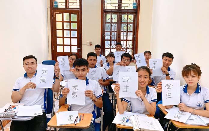 Trung tâm dạy tiếng nhật Nghệ An