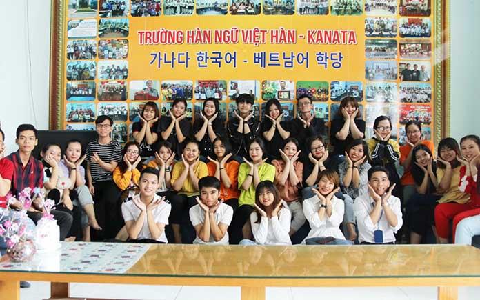 Trung tâm học tiếng Hàn thành phố Vinh